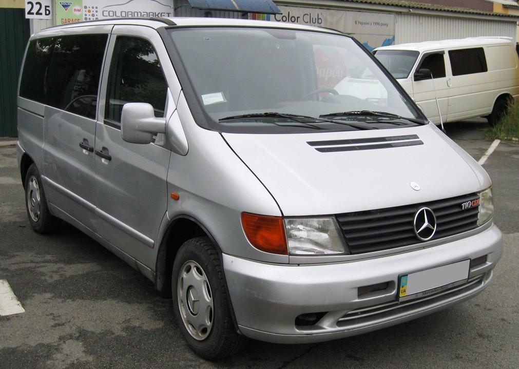 Продам Mercedes-Benz Vito пасс. 2000 года в Киеве
