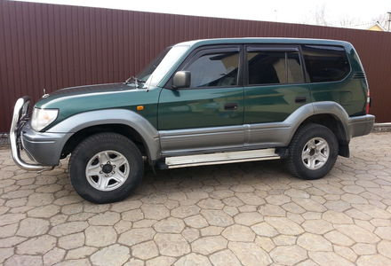 Продам Toyota Land Cruiser 90 3.4 AWD ГБО4(new) 1998 года в Киеве