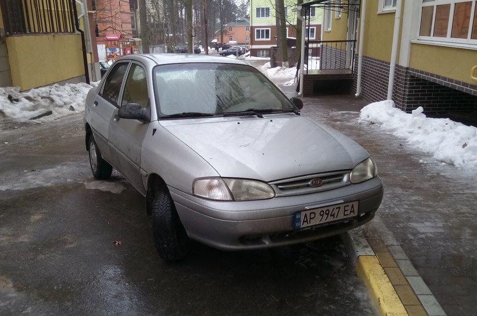 Продам kia avella в г. Ирпень, Киевская область 1998 года выпуска за