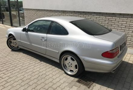 Продам Mercedes-Benz CLK 230 2001 года в Ужгороде