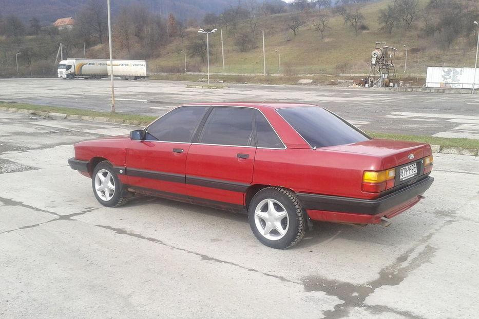 Audi 100 Quattro 1990