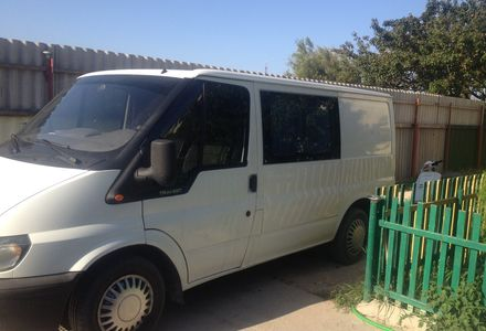 Продам Ford Transit Chassis 2003 года в Днепре