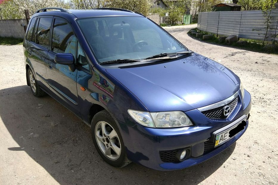 Mazda 5 2002