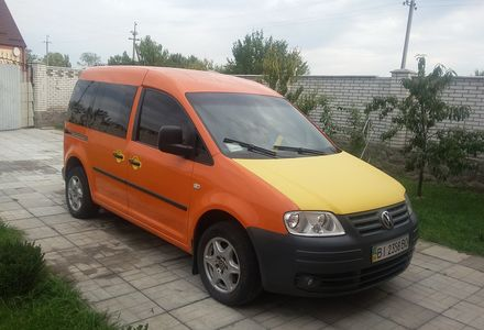 Продам Volkswagen Caddy пасс. 2007 года в Полтаве