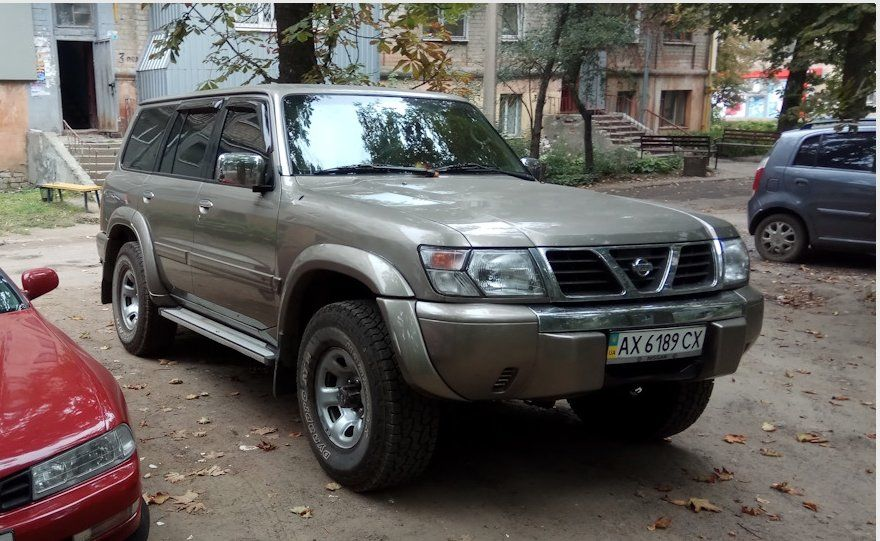 Продам Nissan Patrol Y61 в Харькове 1998 года выпуска за 12 000$