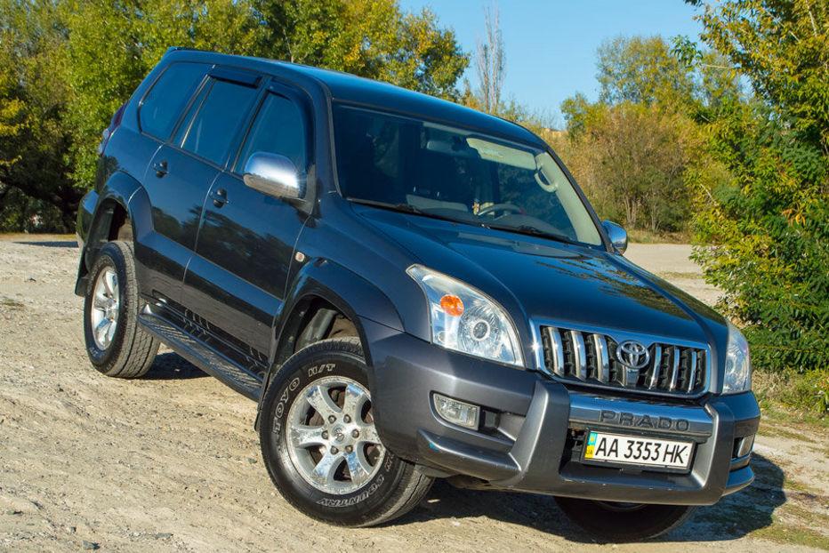 3a15cf4ce178 Продам Toyota Land Cruiser Prado 2.7 в Киеве 2007 года выпуска за 19 ...