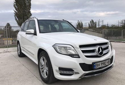 Продам Mercedes-Benz GLK 220 CDI 7G-Tronic plus (170 л.с.) 2013 года в Одессе