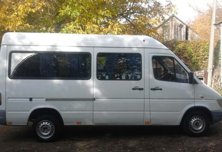 Продам Mercedes-Benz Sprinter 208 пасс. 1996 года в Черкассах