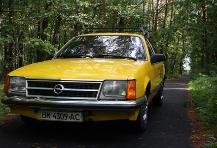 Продам Opel Commodore 1979 года в г. Киверцы, Волынская область