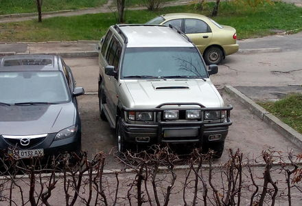 Продам Opel Monterey LTD 1993 года в Львове