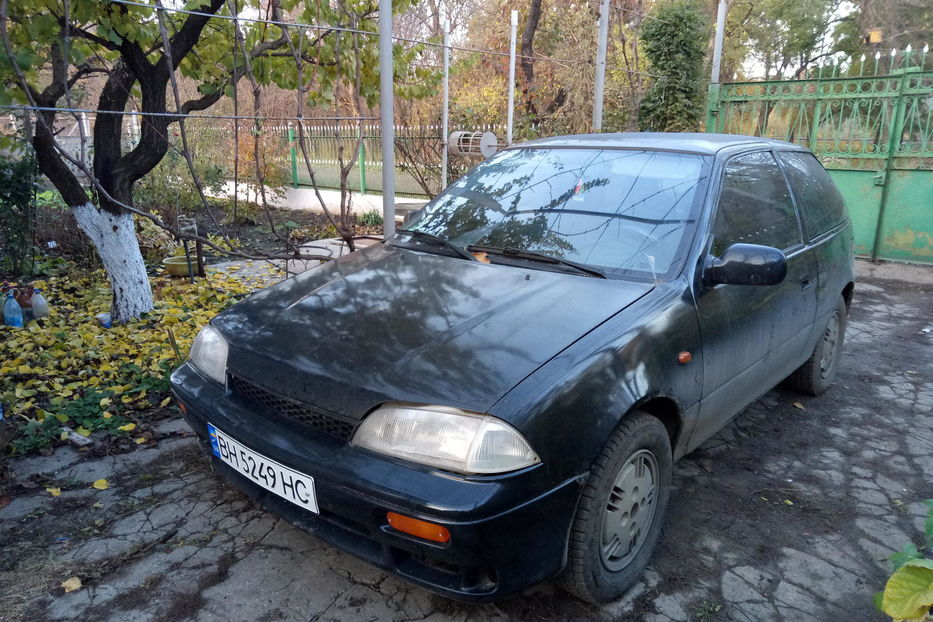 Продам Suzuki Swift в Одессе 1995 года выпуска за 1 600$