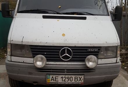 Продам Mercedes-Benz Sprinter 312 груз. 1996 года в Днепре