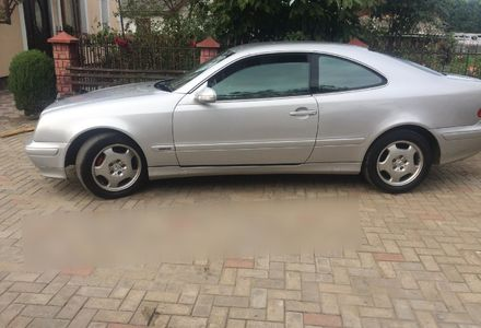 Продам Mercedes-Benz CLK 230 2000 года в Львове