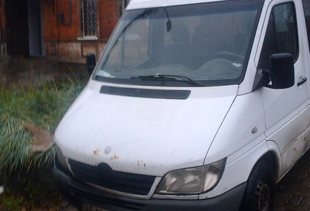 Продам Mercedes-Benz Sprinter 211 груз. 2003 года в Днепре