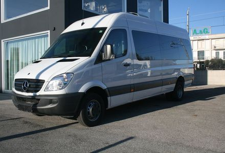 Продам Mercedes-Benz Sprinter 516 пасс. Luxury Guard 2017 года в Одессе