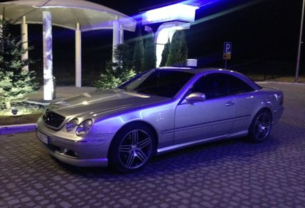 Продам Mercedes-Benz CL 600 Mercedes-Benz CL 600 V12  2000 года в Львове