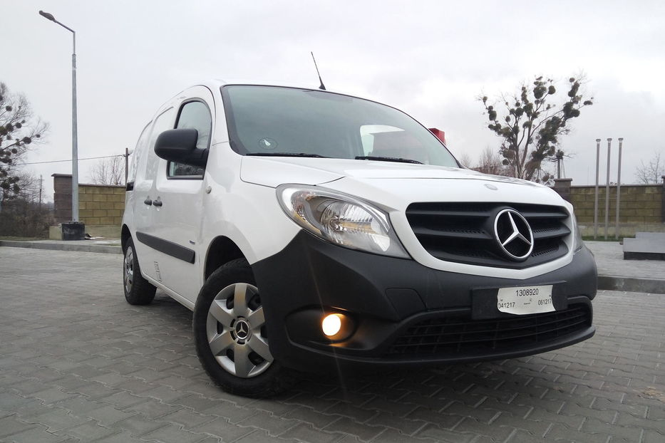 Продам Mercedes-Benz Citan AC_IDEAL_66KWT 2013 года в г. Дубно, Ровенская область