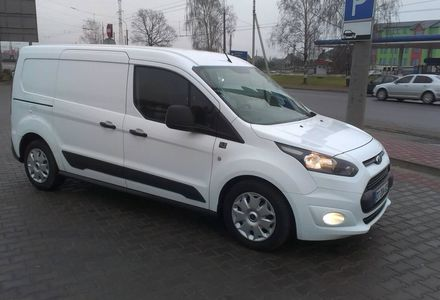 Продам Ford Transit Connect груз. maxi 2015 года в Луцке