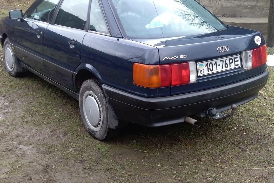 Продам Audi 80 в г. Тячев, Закарпатская область 1989 года выпуска за 2 800$