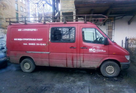 Продам Mercedes-Benz Sprinter 212 груз. 212D 1998 года в Одессе