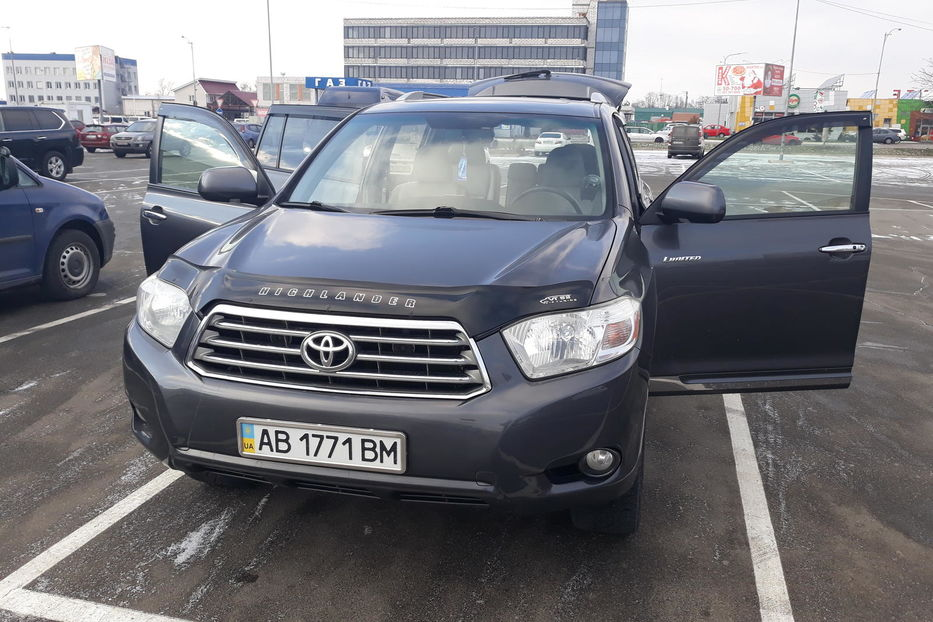 Продам Toyota Highlander Limited  2008 года в г. Умань, Черкасская область