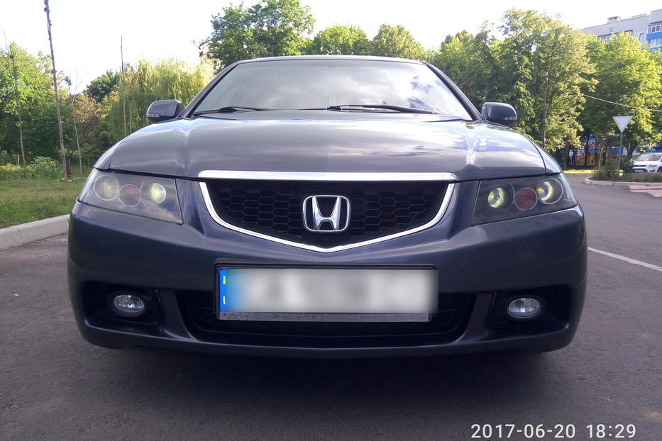 Продам Honda Accord Tourer VII 2.0 Бензин 2004 года в г. Умань, Черкасская область