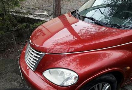 Продам Chrysler PT Cruiser 2001 года в Ужгороде