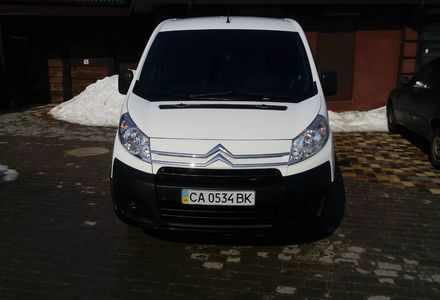 Продам Citroen Jumpy пасс. 2009 года в Черкассах