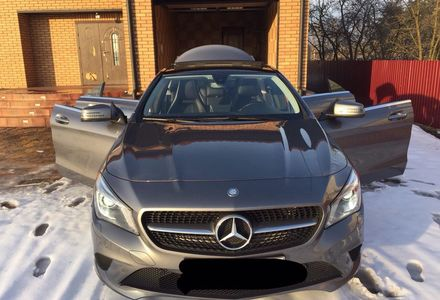 Продам Mercedes-Benz CLA 200 2016 года в Луцке