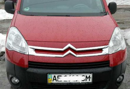 Продам Citroen Berlingo груз. 2012 года в г. Днепродзержинск, Днепропетровская область