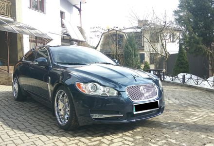 Продам Jaguar XF IDEAL 2008 года в Львове