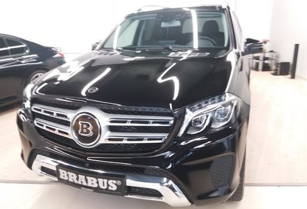 Продам Mercedes-Benz GLS 350  Brabus D6S AT 4Matic 2017 года в Киеве