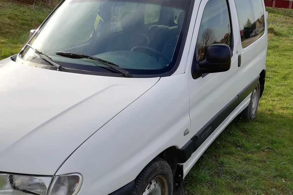 Продам Citroen Berlingo пасс. 2001 года в Тернополе