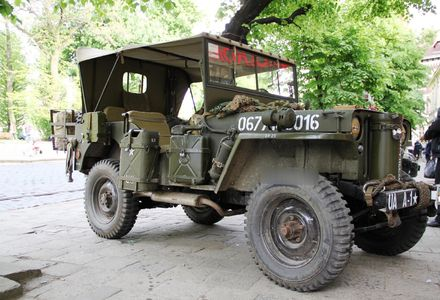 Продам Willys MB 1942 года в Львове