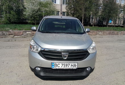 Продам Dacia Lodgy 2012 года в Львове