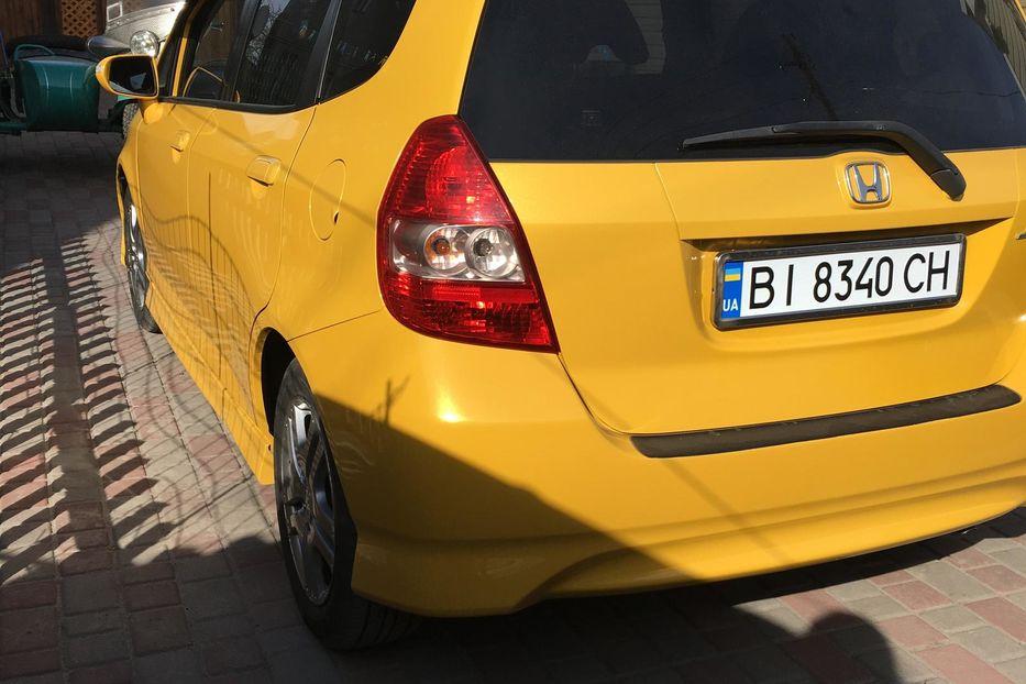 продам Honda Jazz в г кременчуг полтавская область 2008 года