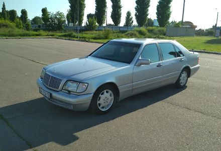 Продам Mercedes-Benz S 420 W140 Long 1995 года в г. Кременчуг, Полтавская область