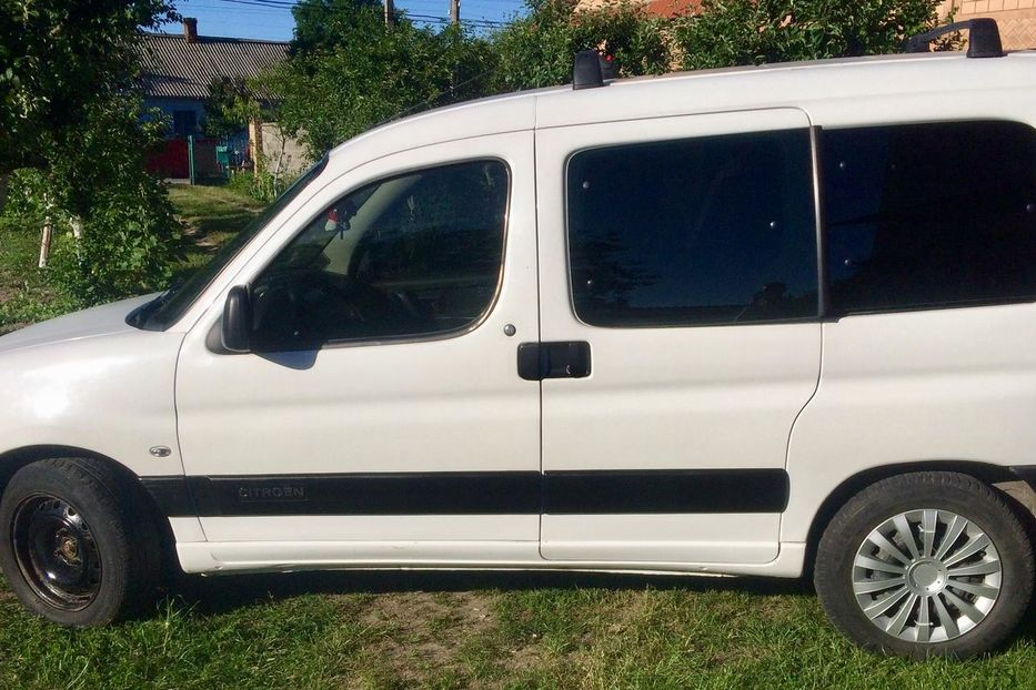 Продам Citroen Berlingo пасс. MULTISPACE 2007 года в г. Костополь, Ровенская область
