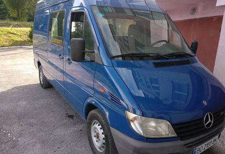 Продам Mercedes-Benz Sprinter 316 груз. 2002 года в Тернополе