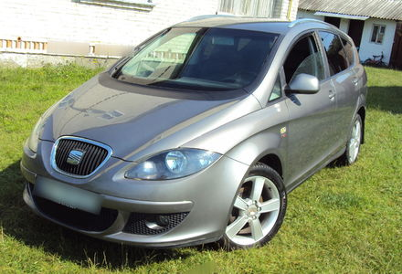Продам Seat Altea XL 2007 года в Львове