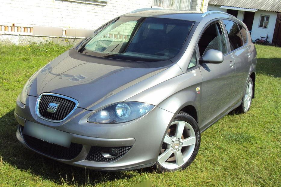 Seat Altea Xl 2007 4 800