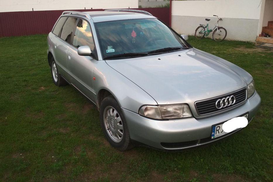 продам Audi A4 B5 в г яворов львовская область 1996 года выпуска