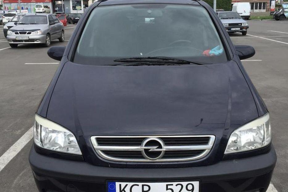 Opel Zafira A 2003 4 500
