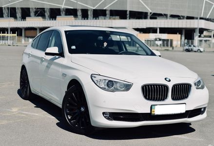 Продам BMW 5 Series GT XDrive 2013 года в Львове