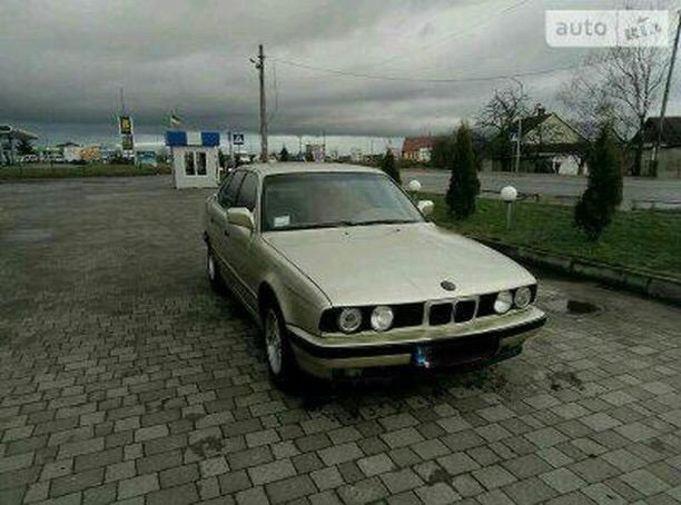 продам Bmw 525 в ивано франковске 1991 года выпуска за 2 300