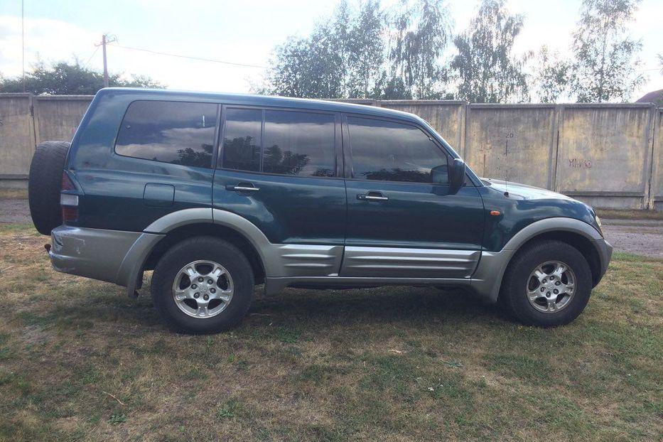 Продам Mitsubishi Pajero Wagon в г. Конотоп, Сумская ...