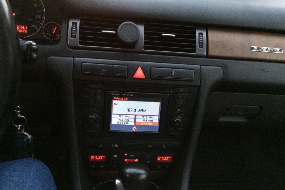 продам Audi A6 C5 в г ильичевск одесская область 2004 года выпуска