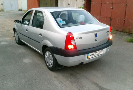 Продам Dacia Logan Laureat 1.6i 2007 года в Львове