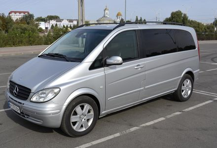Продам Mercedes-Benz Viano пасс. 2008 года в Сумах