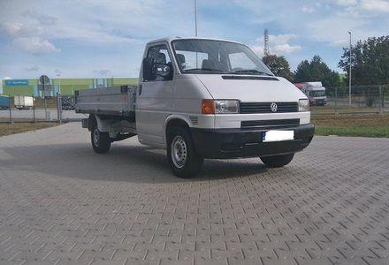 Транспортер 4 грузовой фольксваген скорость движения транспортера